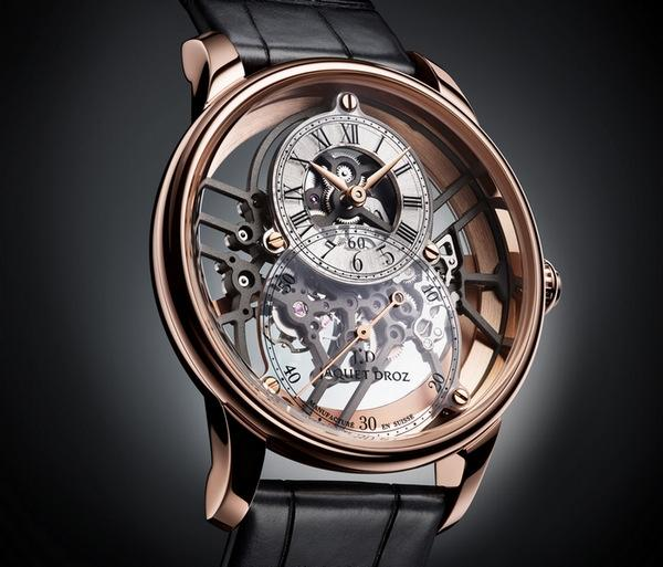 JAQUET DROZ - GRANDE SECONDE SKELET-ONE